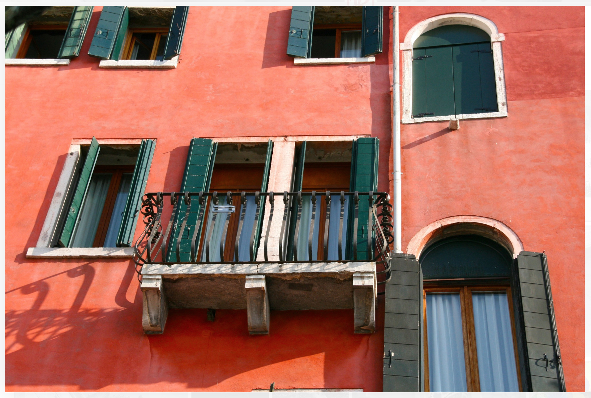 WINDOW Venice - italy