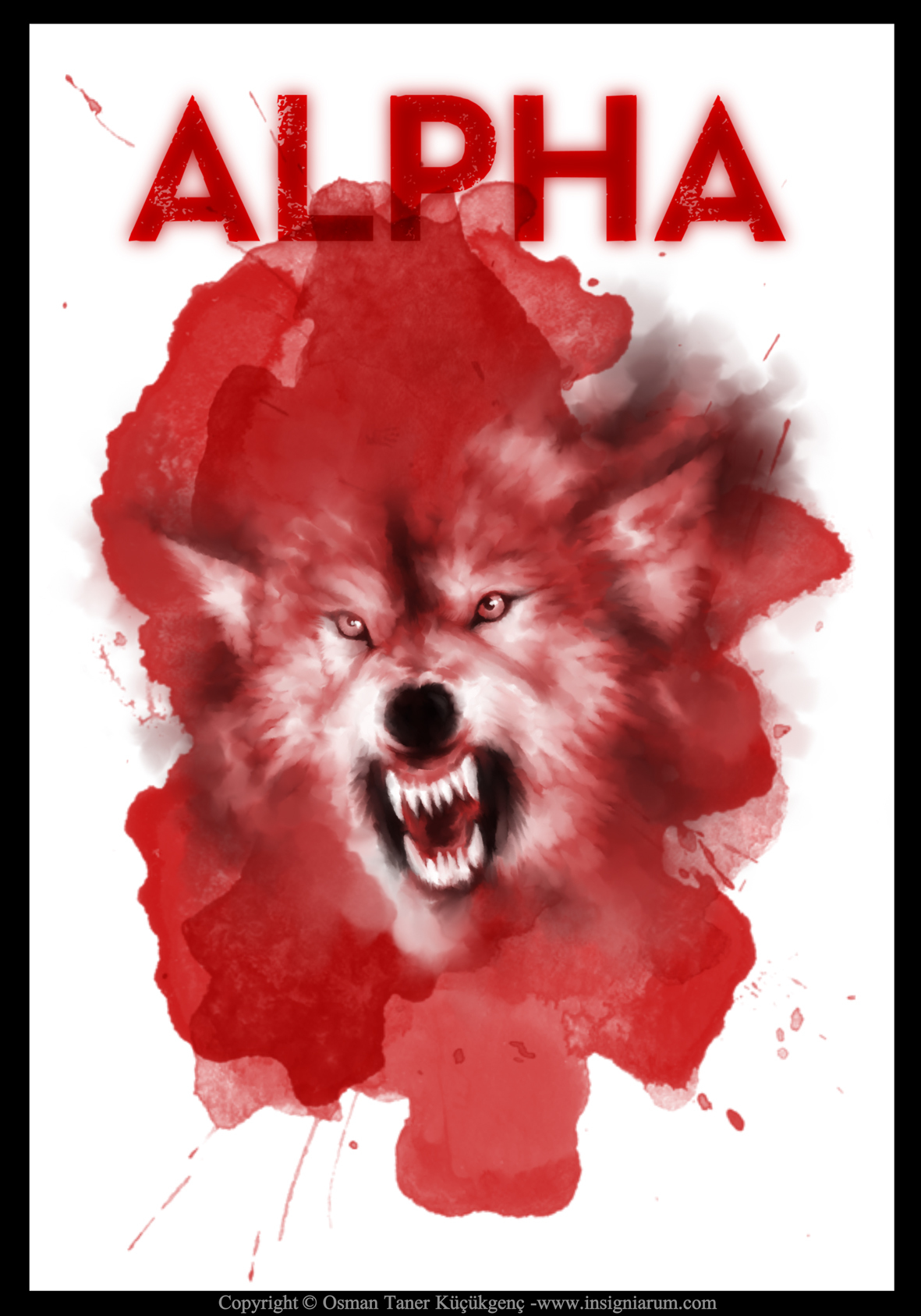 Wolf Alpha - Original