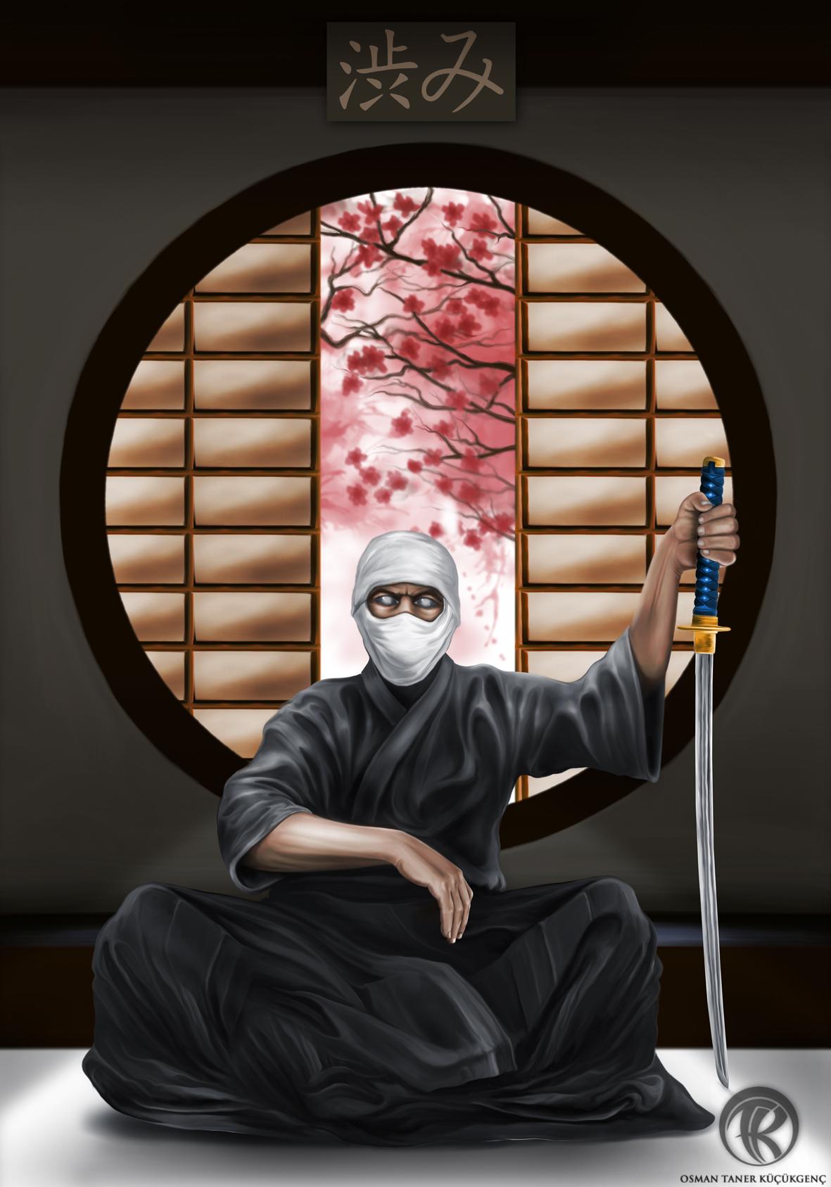 S A B A K I -  Nicholai Hel  - Digital Painting wacom intuos 5 - Photoshop CS5